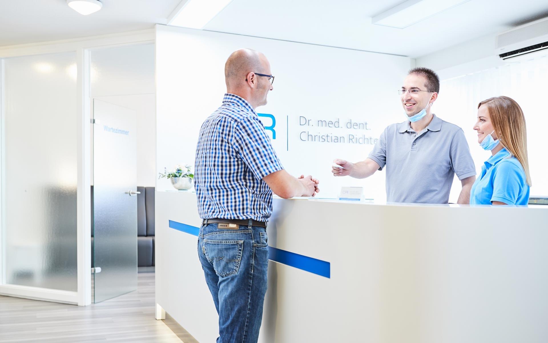 Zahnarzt Dr. Christian Richter - Die Wohlfühlpraxis im Herzen von Brackenheim 7